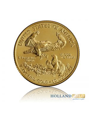 American Eagle ½ troy ounce gouden munt