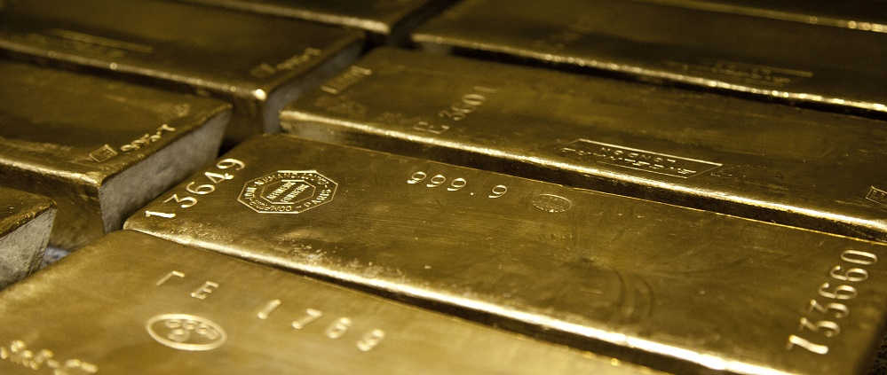 China importeerde 1.506 ton goud in 2018
